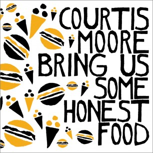Alan Courtis & Aaron Moore – Bring Us Some Honest Food