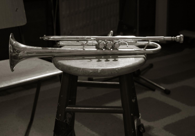 Peter Evans' Trumpet